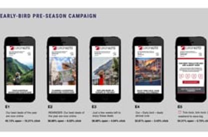 EuropAuto email marketing program...