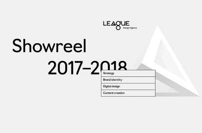 Showreel 2017-2018