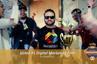 #1 Digital Marketing Firm