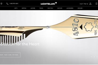 Montblanc Redesign