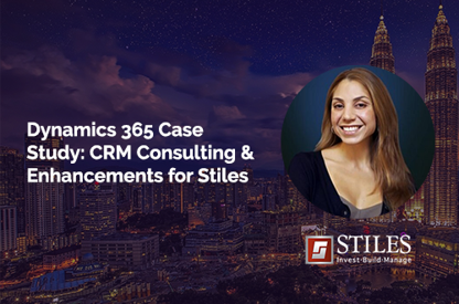 Dynamics 365 Consulting for Stiles