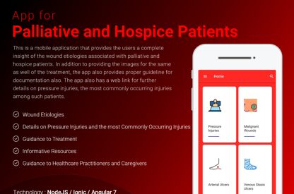 App for Palliative and Hospice...