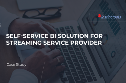 Self-service BI solution
