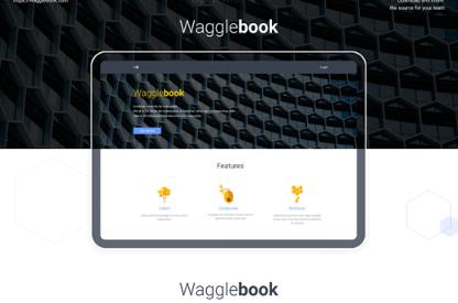 Wagglebook