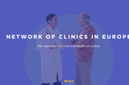 Network of clinics in Europe