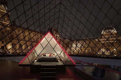 Airbnb | Night at ... The Louvre