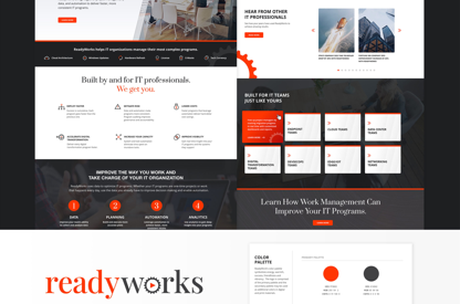 ReadyWorks: A Cutting-Edge Redesign