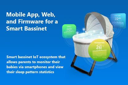 Mobile App, Web, and Firmware for...