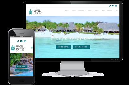 Hotel Akumal Caribe Mexico