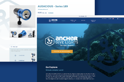 Anchor Dive Lights online store