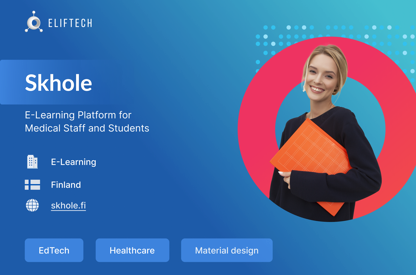 Skhole – E-Learning Platform for...