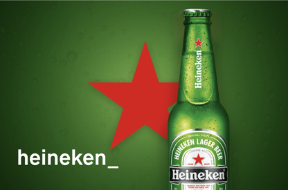 Heineken New Star Bottle
