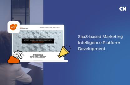 SaaS-based Marketing Intelligence...