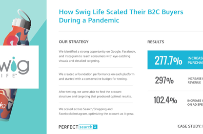 How Swig Life Scaled Their B2C...