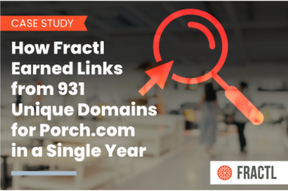 How Fractl Earned Links from 931...