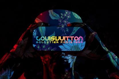 Louis Vuitton VR Event Platform