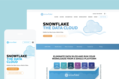 Snowflake - The Data Cloud