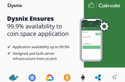 Dysnix ensures 99.9% availability...