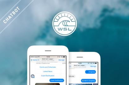 World Surf League Chat Bot