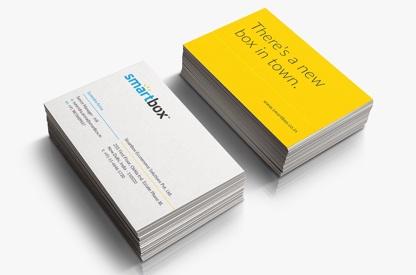 Smartbox Brand Identity