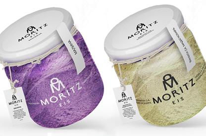 Moritz Eis Packaging Design...