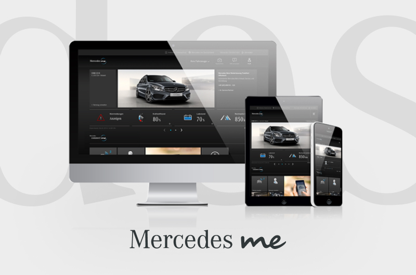 IT solutions for Mercedes-Benz Cafe
