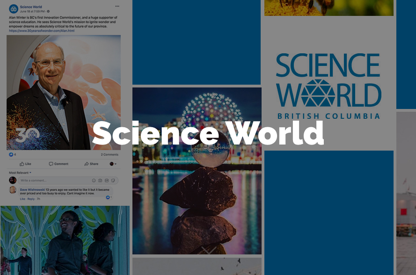 Science World Content Marketing...