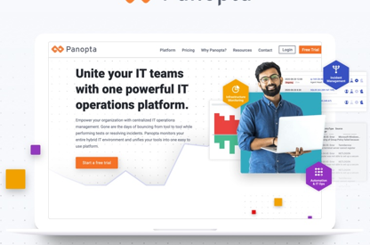 Panopta: New Website