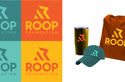 Roop Foundation - Logo