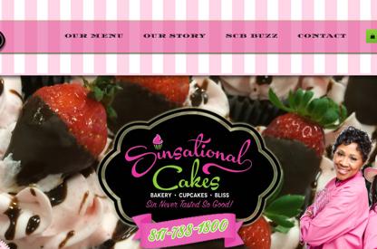Sinsational Cakes Bakery