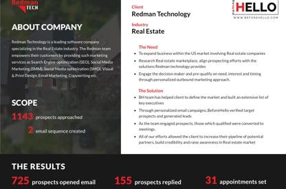 Redman Technology