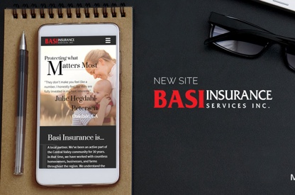 Basi Insurance - Web Design and...