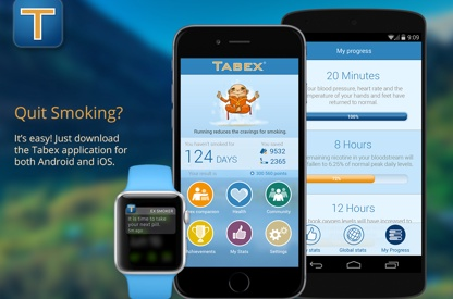 Tabex: Ex-smoker