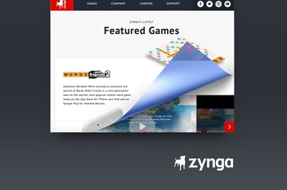 Web Development for Zynga