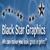 Black Star Graphics Logo