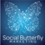 Social Butterfly Marketing - Buffalo Logo