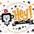 Hey Monkey! Design Logo