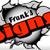 Frank's Signs, Inc. Logo