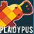 Plaidypus, Inc. Logo