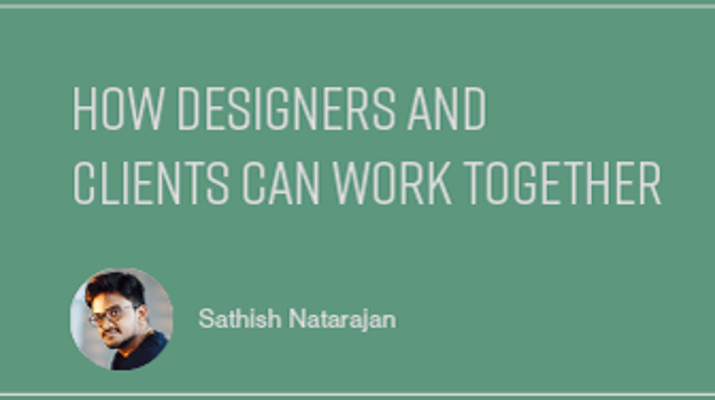 How Designers and Clients Can Work Together