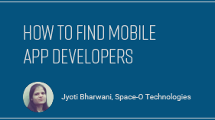 How to Find Mobile App Developers