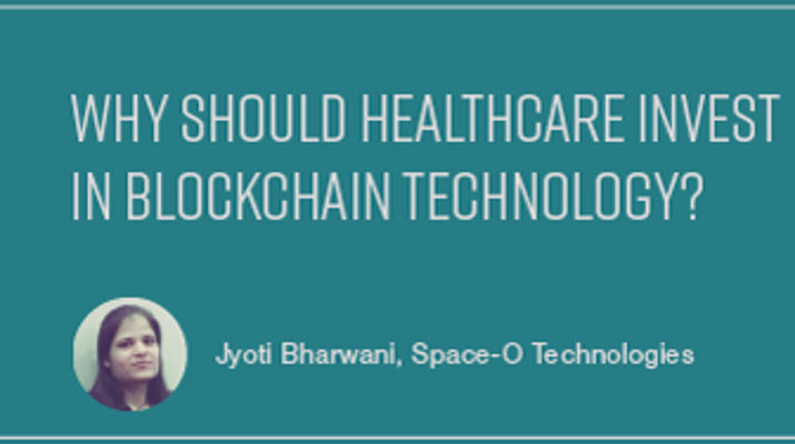 Why Should Healthcare Invest in Blockchain Technology?