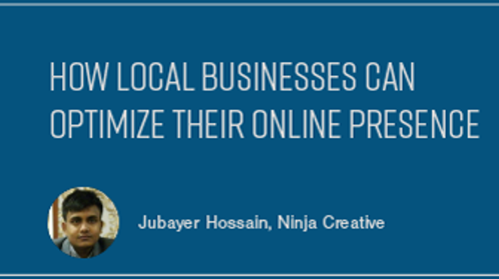 How Local Businesses Can Optimize Their Online Presence