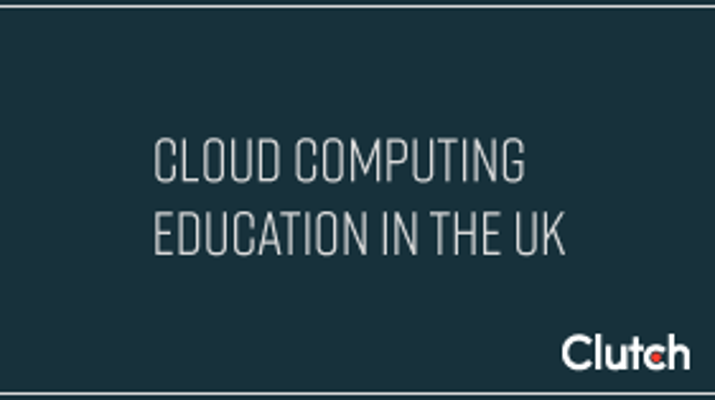Cloud Computing Education in the UK: Two Professors' Perspective