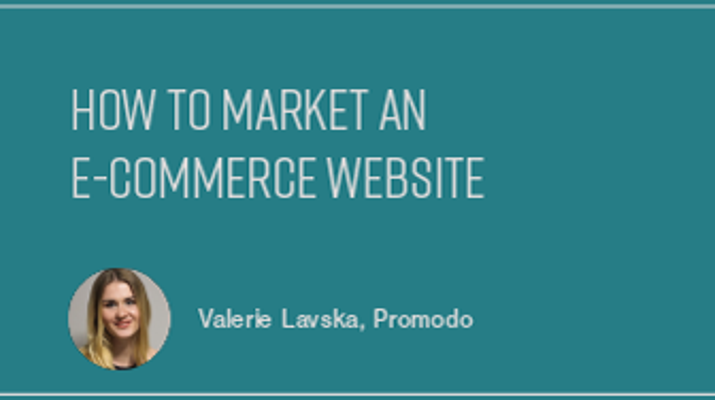 How to Market an E-Commerce Website