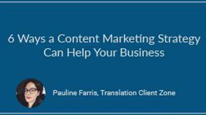 6 Ways a Content Marketing Strategy Can Help Your Business
