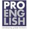 Pro English Idiomas Logo
