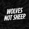Wolves Not Sheep Logo