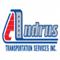 Andrus Transportation Service Logo