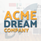 Acme Dream Company Logo